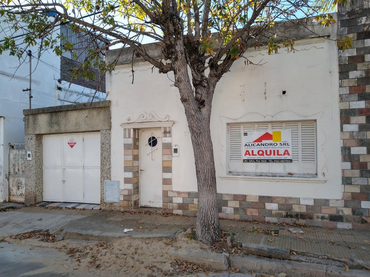Foto Casa en Alquiler en  Sargento Cabral,  Santa Fe  GUEMES al 5900