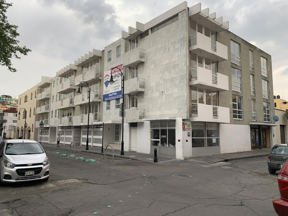 Foto Edificio Comercial en Venta en  La Merced  (Alameda),  Toluca  Edificio Comercial - La Merced (Alameda), Toluca