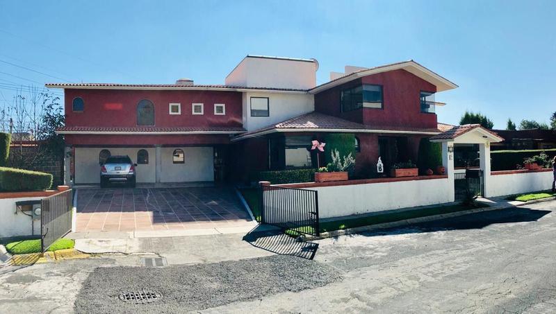 Foto Casa en condominio en Venta en  Metepec ,  Hidalgo  CASA EN VENTA, RESIDENCIAL LA ASUNCIÓN, METEPEC