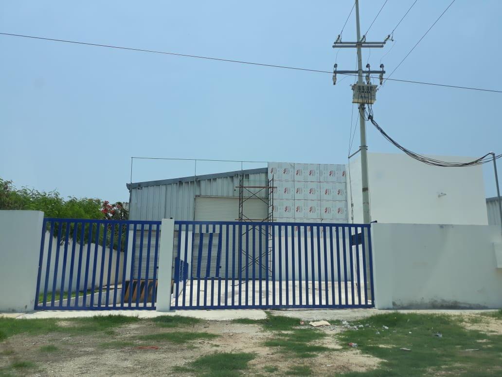 Foto Bodega Industrial en Renta en  Fraccionamiento Tixcacal Opichen,  Mérida  Bodega en renta en merida yucatan ,sobre anillo periferico poniente.