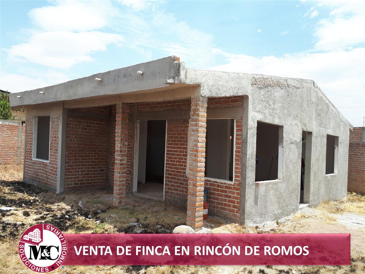 Foto Terreno en Venta en  Estacion Rincón de Romos,  Rincón de Romos     FINCA EN VENTA, RINCÓN DE ROMOS, AGS.