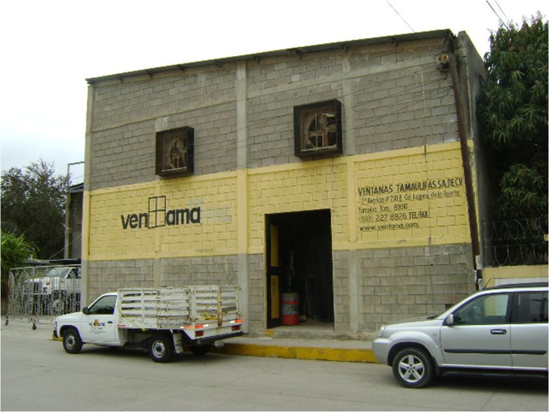Foto Bodega Industrial en Renta | Venta en  Laguna de La Puerta,  Tampico  Almacén industrial en renta en Colonia Laguna de la puerta, Tampico.