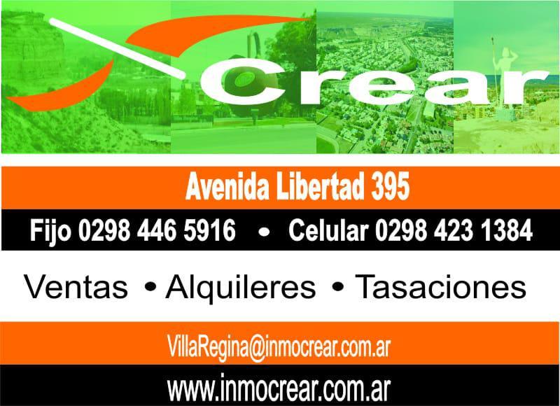 Foto Terreno en Venta en  Villa Regina,  General Roca  2- TERRENOS EN V.REGINA