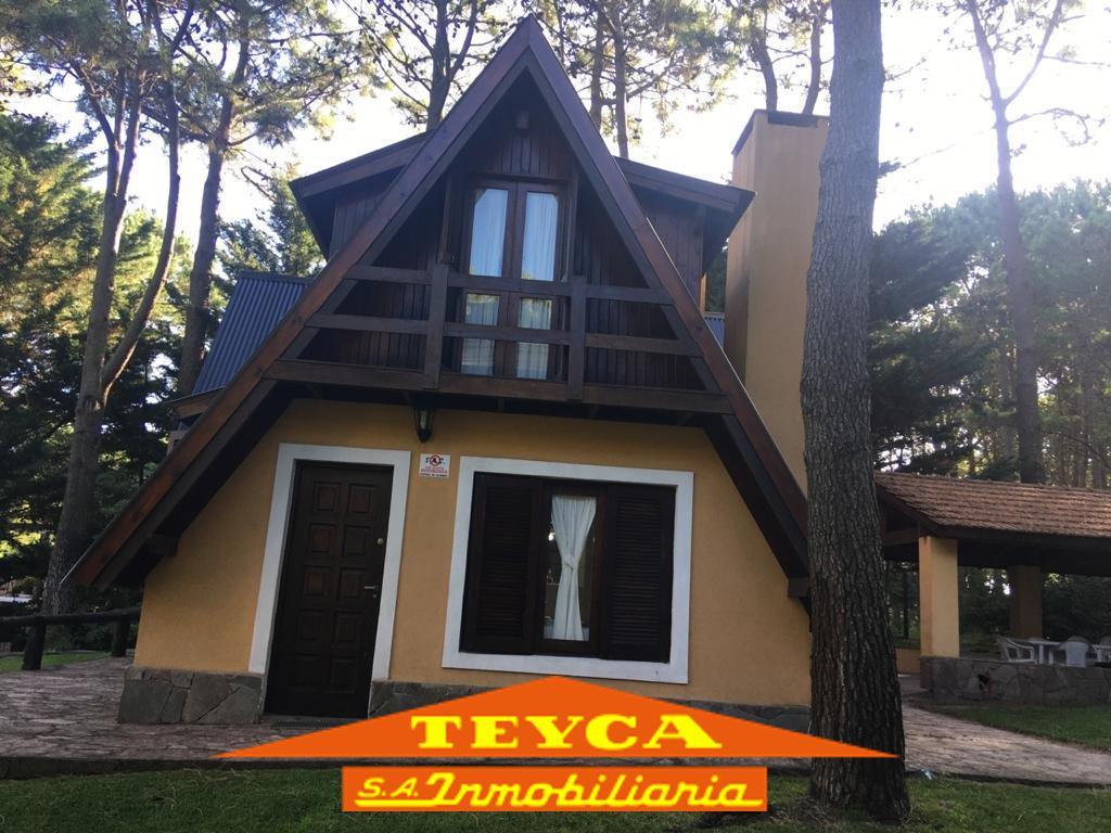 Foto Casa en Alquiler temporario en  Pinamar Norte,  Pinamar  Cul de Sac Odisea 3464 Pinamar