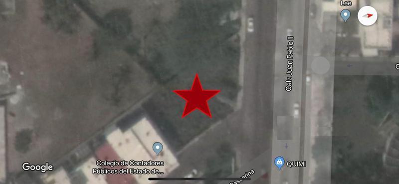 Foto Terreno en Renta en  Jardines de Virginia,  Boca del Río  JUAN PABLO II, Terreno Comercial en RENTA de 618.30 m2