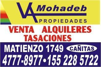 Foto Departamento en Venta en  Belgrano ,  Capital Federal  Tte. B. Matienzo al 1600 CABA