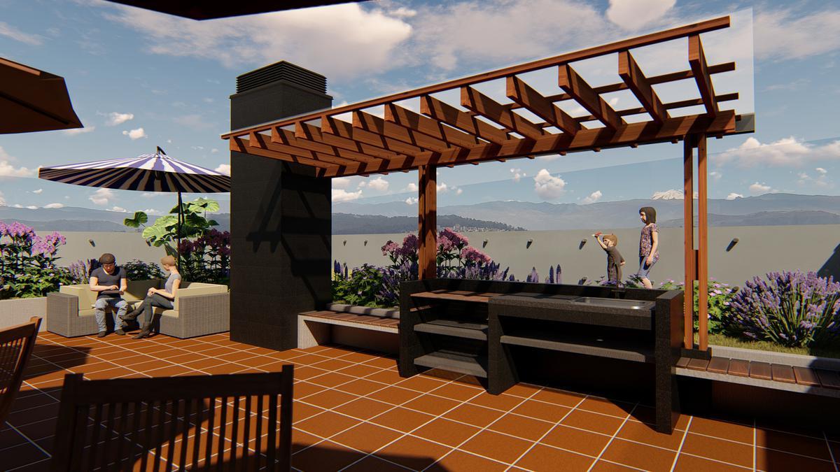 Foto Departamento en Venta en  Quito Tenis,  Quito  Tennis Hause Departamento 85m2 QUITO TENNIS