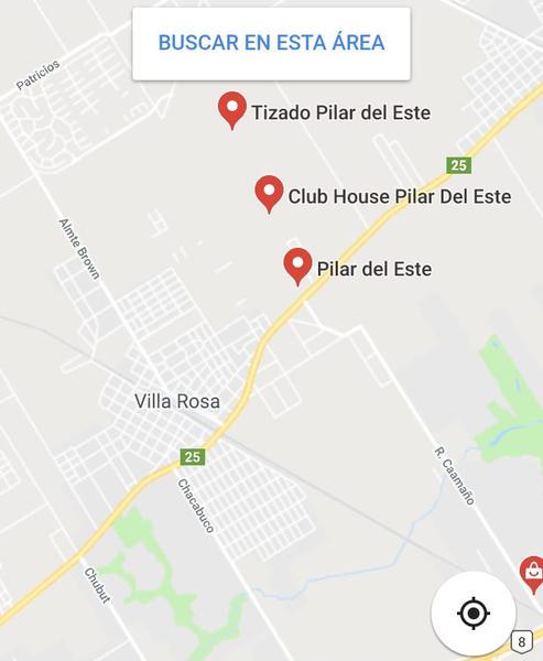 Foto Terreno en Venta en  Pilar Del Este,  Countries/B.Cerrado (Pilar)  Barrio Santa Emilia