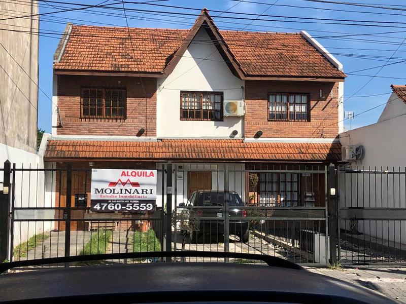 Foto Casa en Alquiler en  Villa Adelina,  Vicente López  Parana al 5600