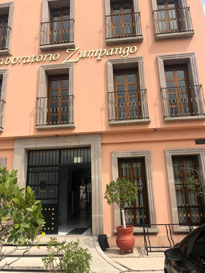 Foto Oficina en Renta en  Zumpango ,  Edo. de México  Oficinas en Renta Melchor Ocampo 27, Barrio de Santiago, Primera Sección, Zumpango Estado de Mexico