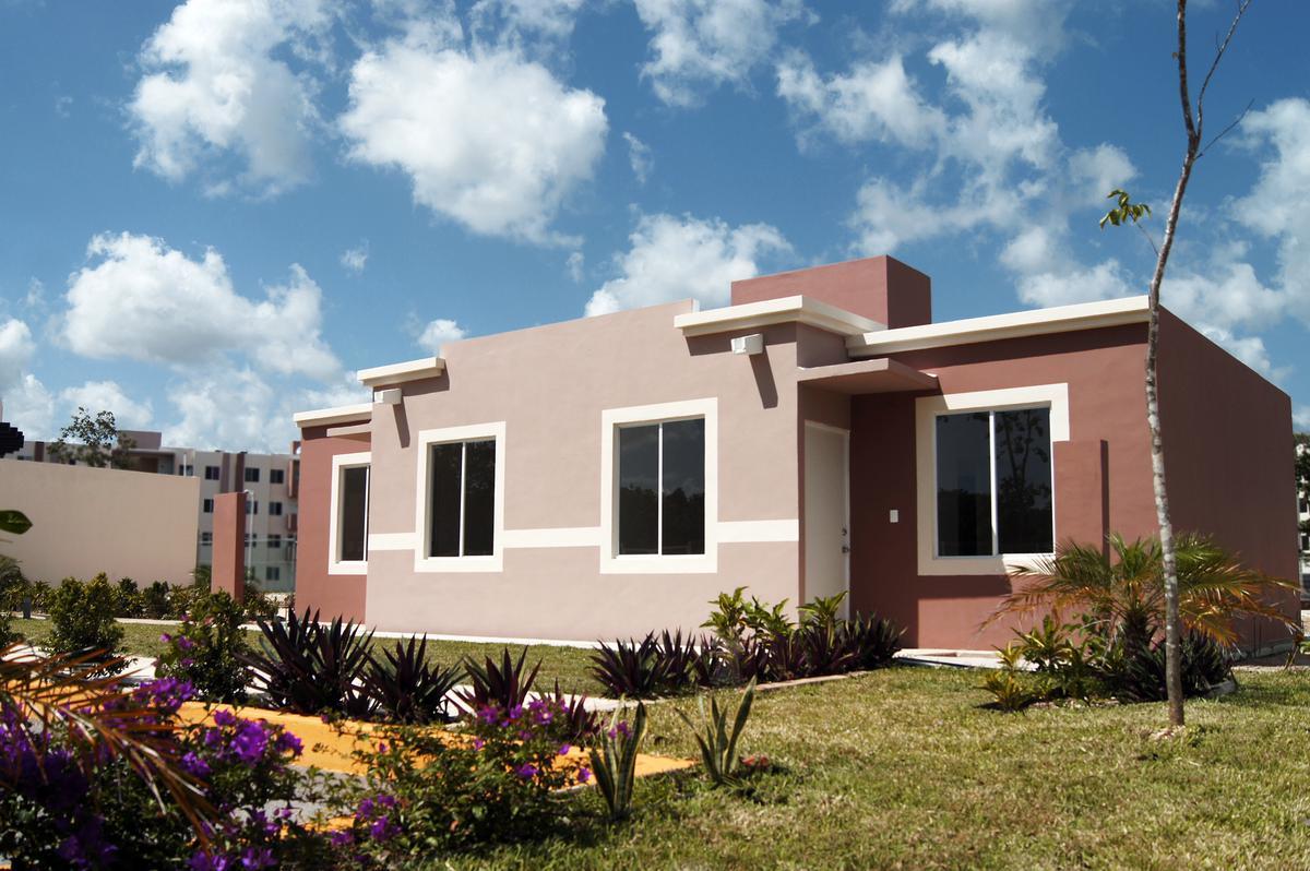 Foto Casa en condominio en Venta en  Cancún ,  Quintana Roo  Privadas Sacbé - Prototipo Akbal