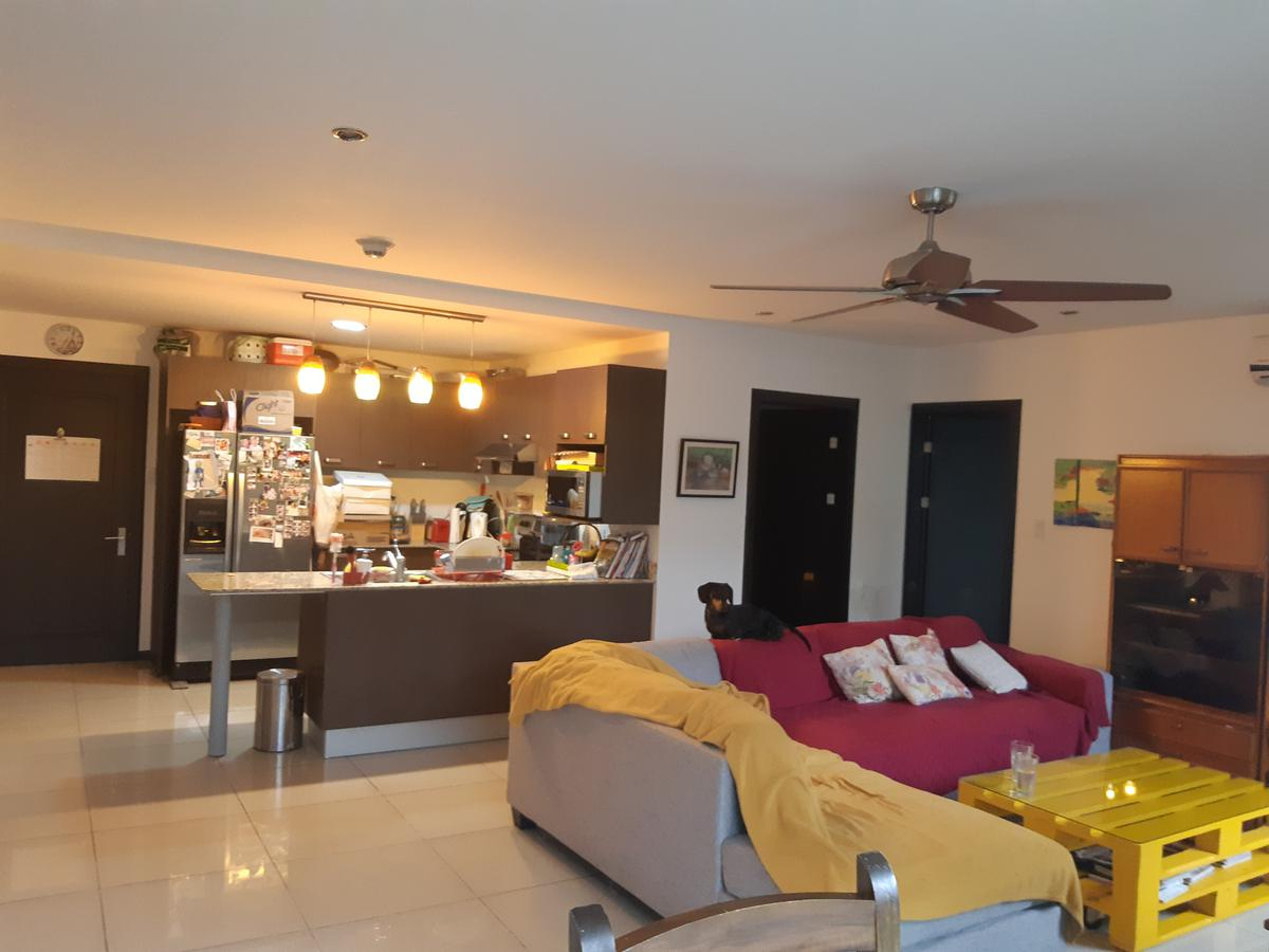 Foto Departamento en Venta en  Santana,  Santa Ana  Apartamento con linea blanca/ céntrico/ jardín privado