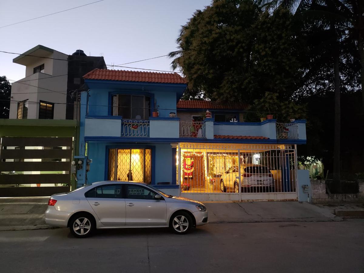Foto Casa en Venta en  Ampliacion Ampliación Unidad Nacional,  Ciudad Madero  Confortable casa en excelente ubicación