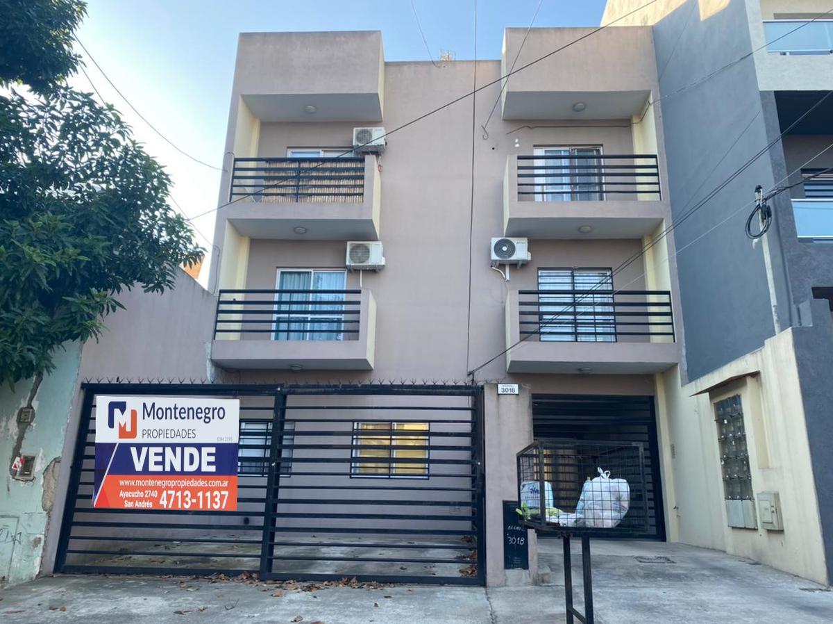 Foto Departamento en Venta en  Chilavert,  Villa Ballester  Marmol Nº 3018 2º 10