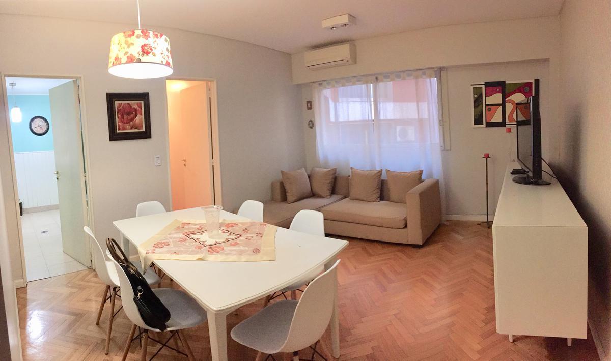 Foto Departamento en Alquiler temporario en  Recoleta ,  Capital Federal  Av. Las Heras 3065