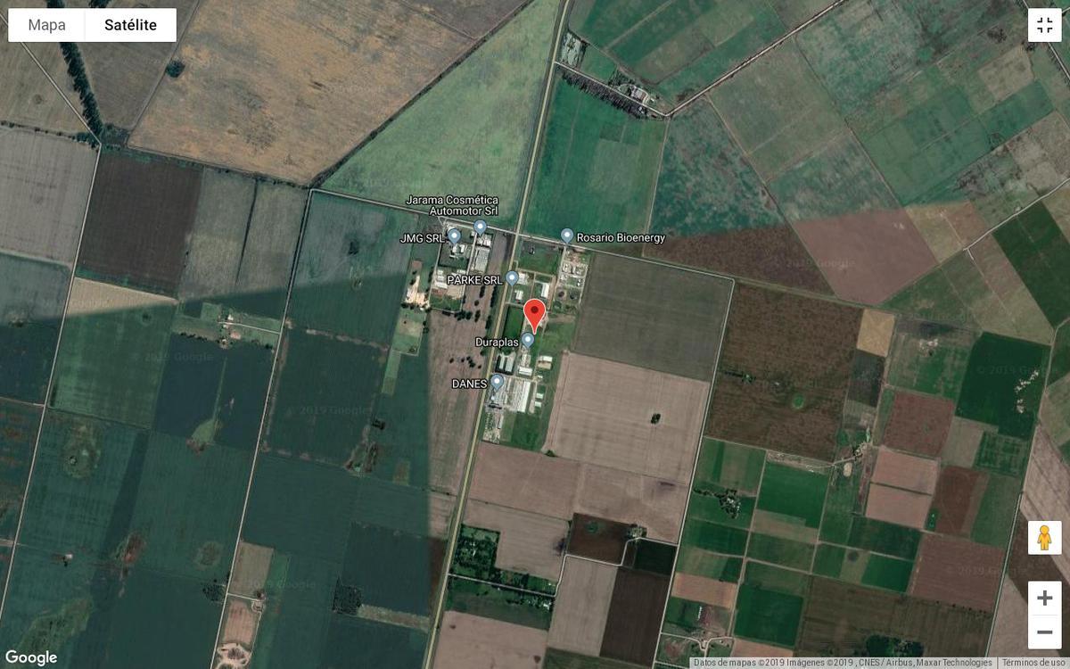 Foto Terreno en Venta en  Roldan,  San Lorenzo  LOTE ZONA INDUSTRIAL ROLDAN