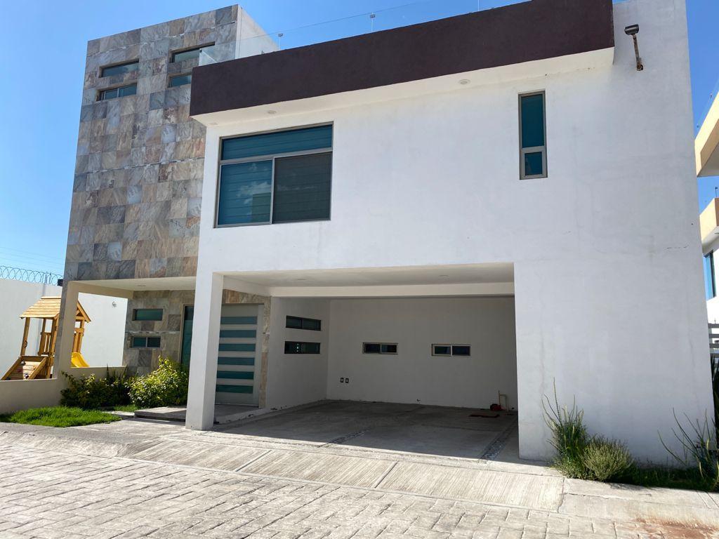 Foto Casa en condominio en Venta en  Metepec ,  Edo. de México  Venta de Casa en Terentia Metepec