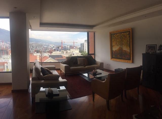 Foto Departamento en Alquiler en  Bellavista,  Quito  Venta / renta de amplio y lindo departamento Bellavista