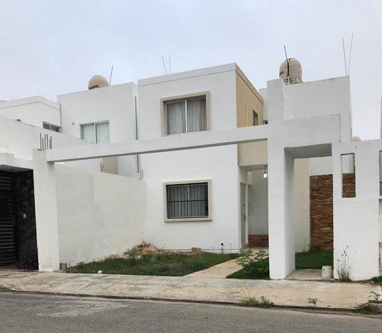 Foto Casa en Renta en  Pueblo Cholul,  Mérida  Casa en renta en Merida, Gran San Pedro Cholul, es de dos pisos