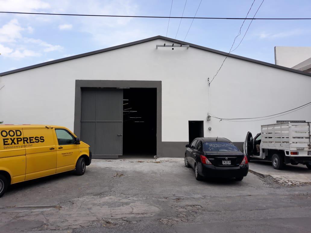 Foto Bodega Industrial en Renta en  Lindavista,  Guadalupe  Linda Vista