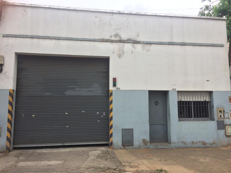Foto Galpon en Venta en  Floresta ,  Capital Federal  San Blas  al 4800