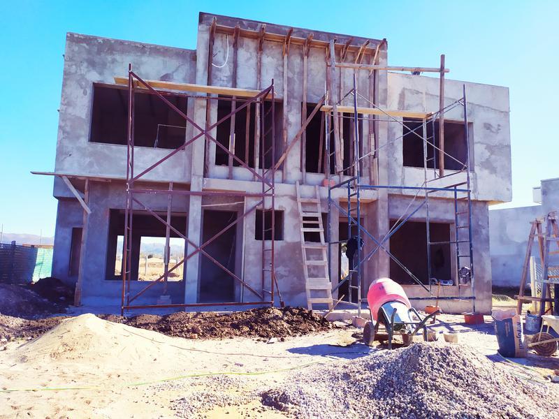 Foto Casa en Venta en  Alta Gracia,  Santa Maria  Duplex a Estrenar en Barrio Tres Gracias