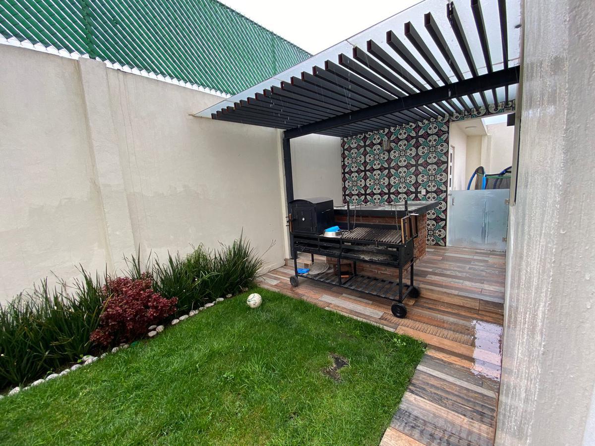 Foto Casa en condominio en Venta en  Las Jaras,  Metepec  CASA EN VENTA LAS JARAS