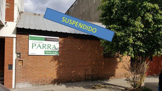 Foto Terreno en Venta en  B.Santa Rita,  V.Parque  Joaquin V. Gonzalez al 1400