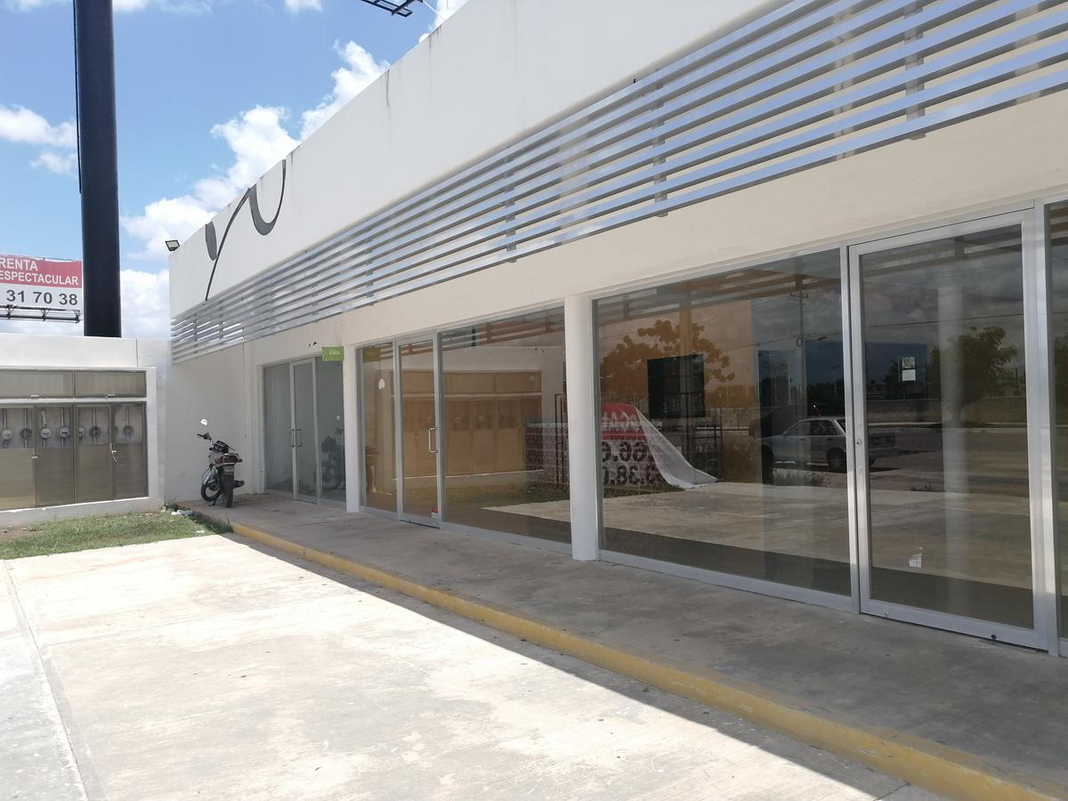 Foto Local en Renta en  Mérida ,  Yucatán  Locales De 66 m2 En Avenida Yucatán Zona Norte