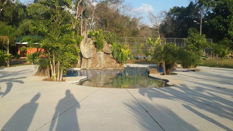 Foto Terreno en Venta en  Jaco,  Garabito  Terreno en Villa Verde. Entrada a PUNTA LEONA 70 y 71