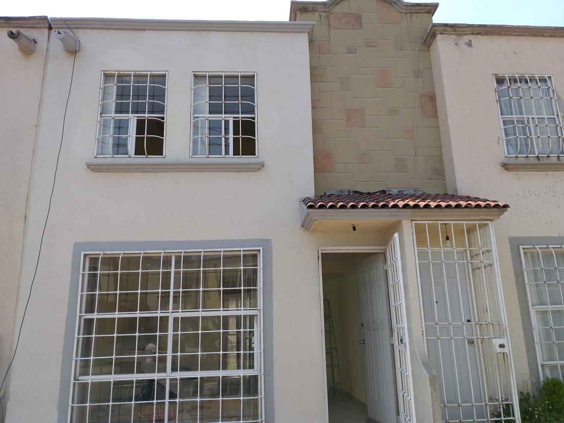 Foto Casa en condominio en Renta en  Toluca ,  Edo. de México  Casa en RENTA, Hacienda de Jalpa, Hacienda del Valle II, Toluca, Estado de México