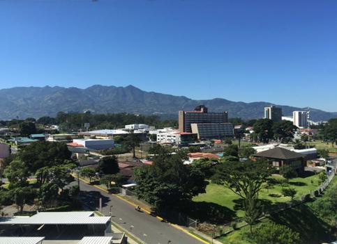 Foto Departamento en Venta | Renta en  Mata Redonda,  San José  Precioso Penthouse con increíble Vista En Sabana Este