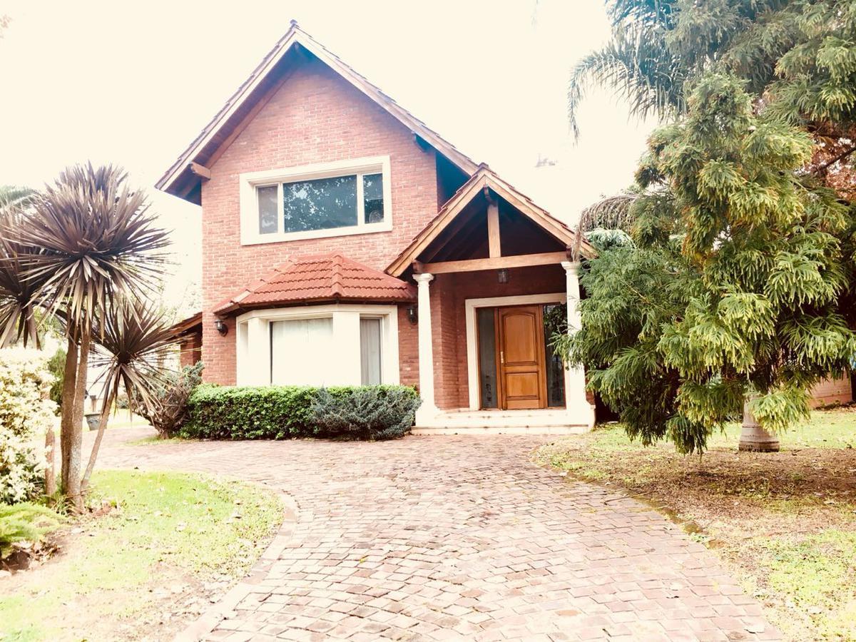 Foto Casa en Venta en  Francisco Alvarez,  Moreno  CAMPOS DE ALVAREZ -  Uf. 68