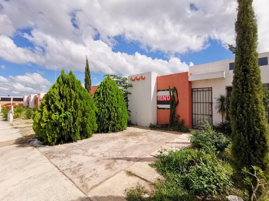 Foto Casa en Renta en  Fraccionamiento Los Héroes,  Mérida          Casa 2 habitaciones en renta, los Héroes, Mérida