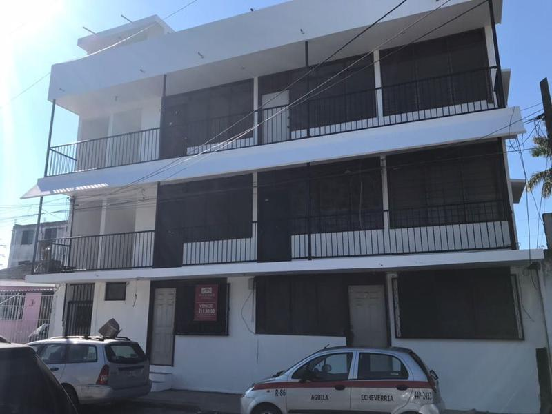 Foto Departamento en Venta en  Tampico Centro,  Tampico  Edificio de Departamentos