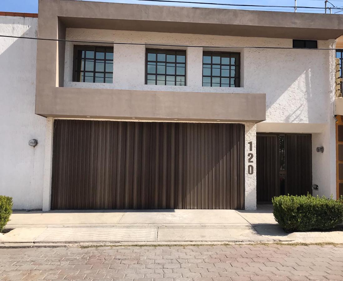 Foto Casa en Renta en  San Luis Potosí ,  San luis Potosí  CASA EN RENTA EN PRIVADA EN FRACC. TANGAMANGA, SAN LUIS POTOSI