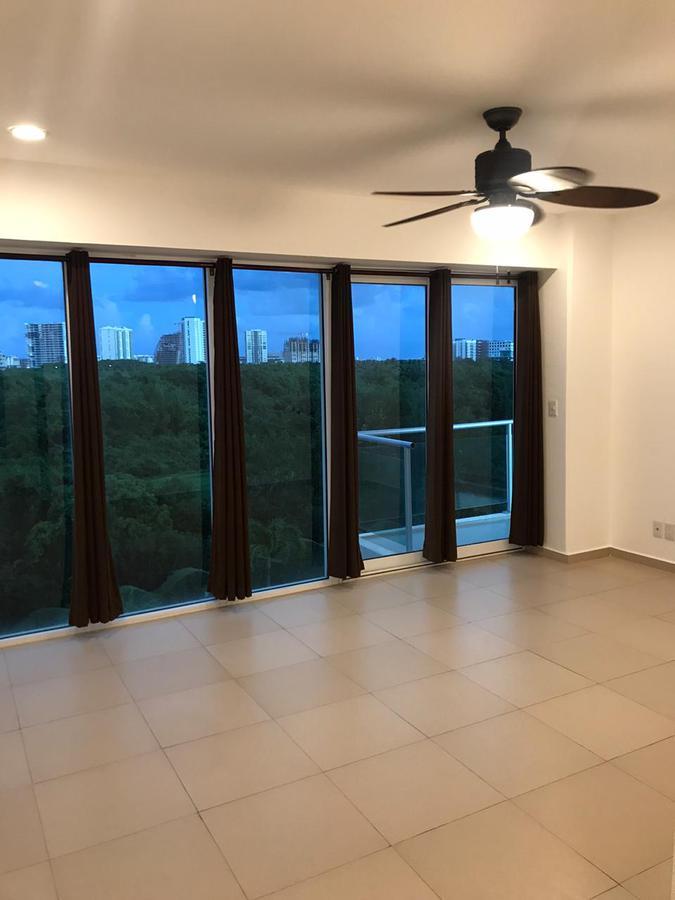 Foto Departamento en Renta en  Puerto Cancún,  Cancún  DEPARTAMENTO EN RENTA EN CANCUN EN PUERTO CANCUN EN RESIDENCIAL ISOLA