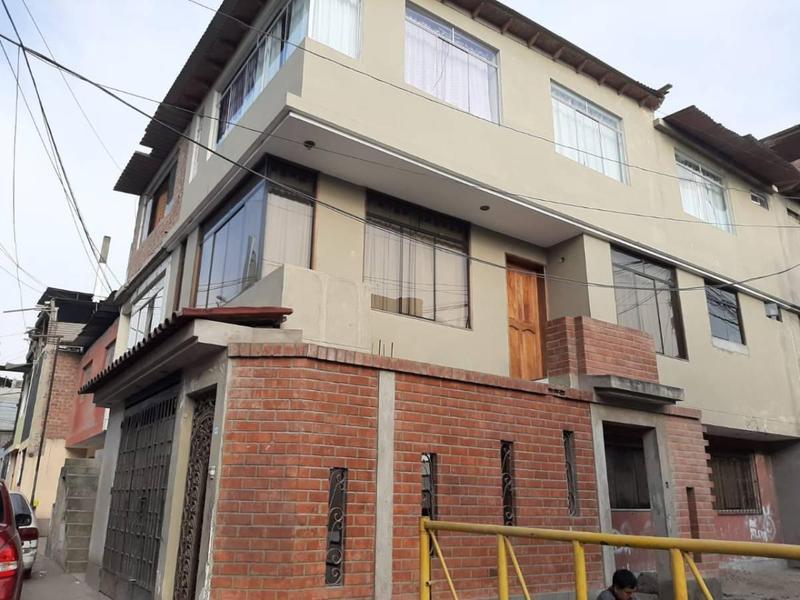 Foto Casa en Venta en  Villa el Salvador,  Lima  Pueblo Joven Villa El Salvador Mz B Lote 1