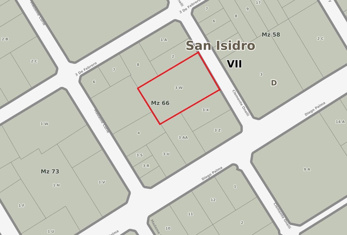 Terreno - Las Lomas-San Isidro-0
