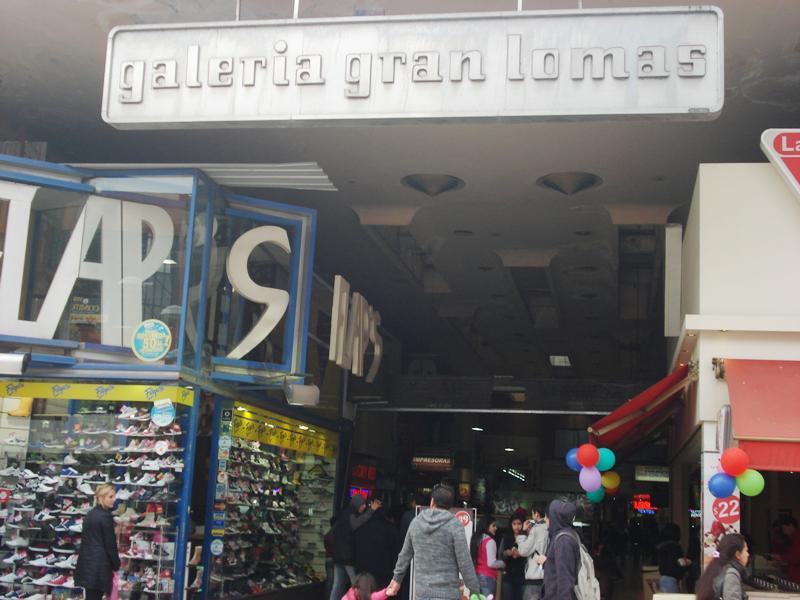 Foto Local en Alquiler en  Lomas de Zamora Oeste,  Lomas De Zamora  Laprida N° 151, Local N° 29, Galeria Gran Lomas