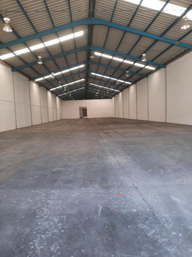 Foto Bodega Industrial en Renta en  Apodaca ,  Nuevo León  .