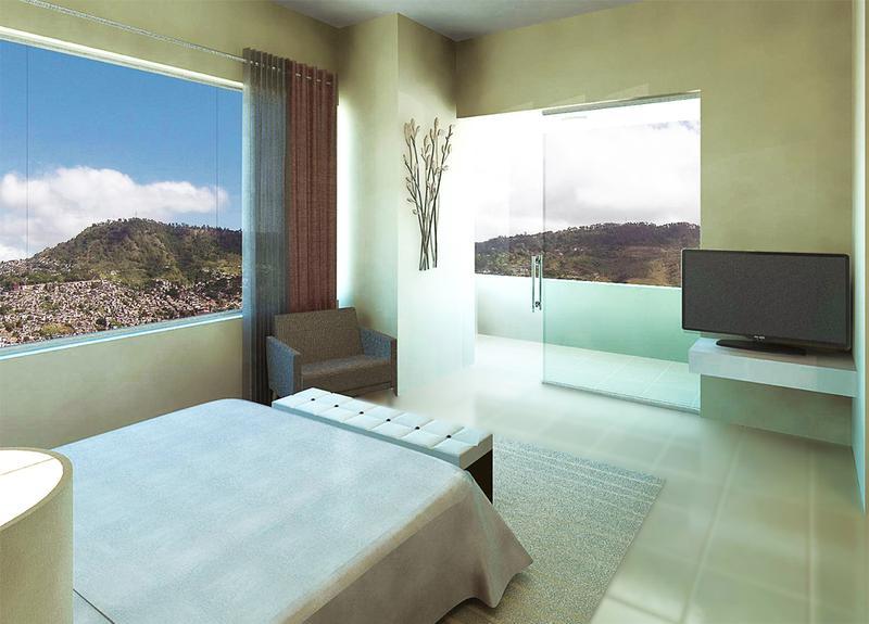 Foto Departamento en Venta   Renta en  Boulevard Morazan,  Tegucigalpa  Apartamento de 3 habitaciones y 2 baños, con Vista a las Lomas, Tegucigalpa