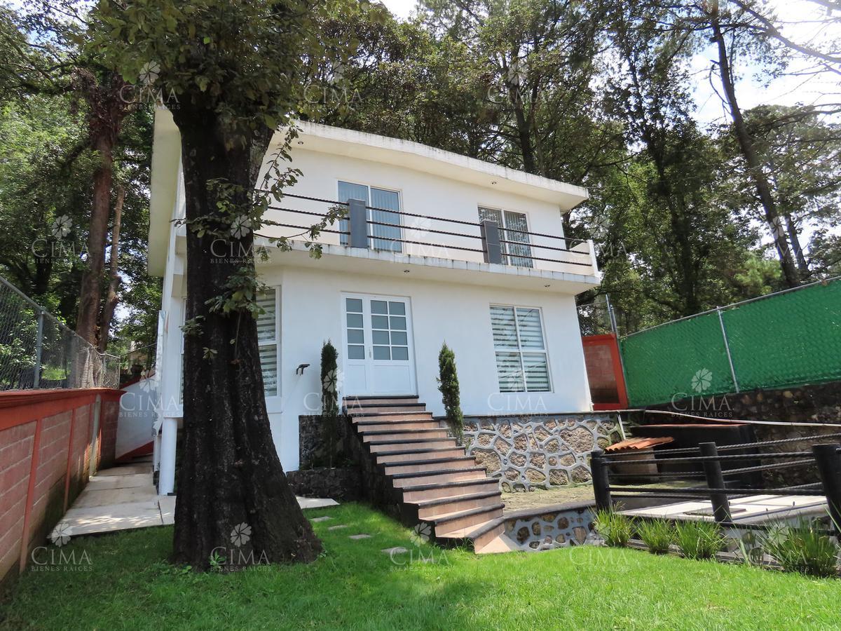 Foto Casa en Venta en  Huitzilac ,  Morelos  Venta Casa a Estrenar en Fraccionamiento Monte Cristo - V226