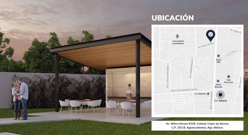 Foto Casa en condominio en Venta en  Aguascalientes ,  Aguascalientes  Preventa de Casa en Vivanta Residencial