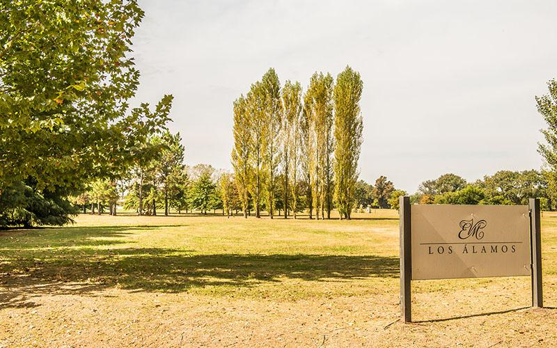 Foto Terreno en Venta en  Estancia Villa Maria,  Countries/B.Cerrado (Ezeiza)  Venta - Lote en Estancia Villa María - Barrio Los Álamos