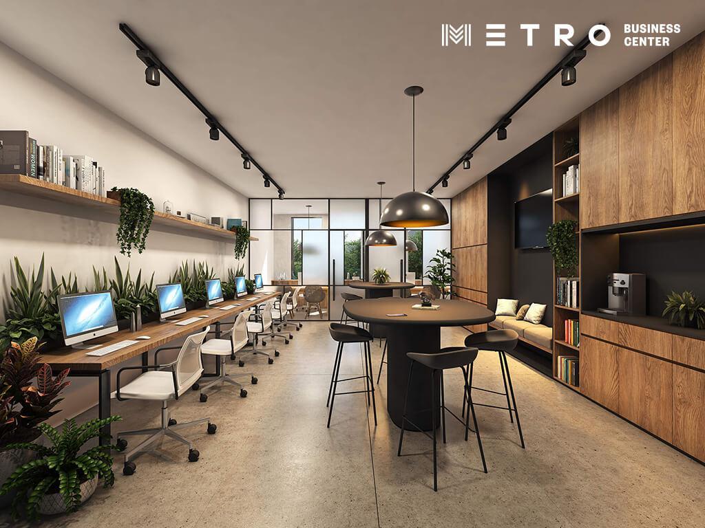 Foto Oficina en Venta en  México,  Mérida  Oficinas Metro Business Center en Col.México (33.95 m2).