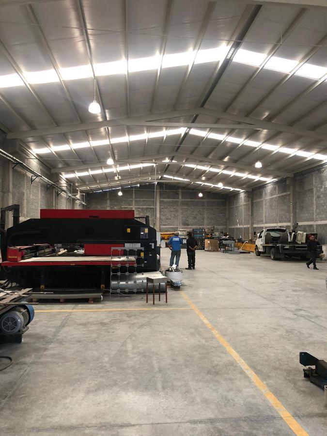 Foto Bodega Industrial en Renta en  Industrial la Silla,  Guadalupe  Industrial La Silla