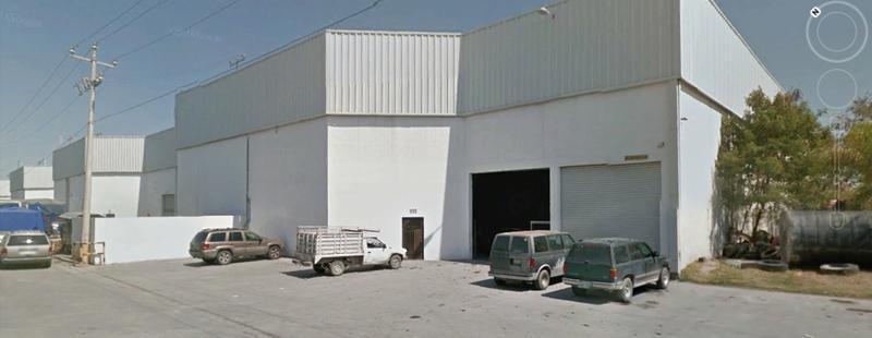 Foto Nave Industrial en Renta |  en  Santa Rosa,  Apodaca  Nave industrial Apodaca