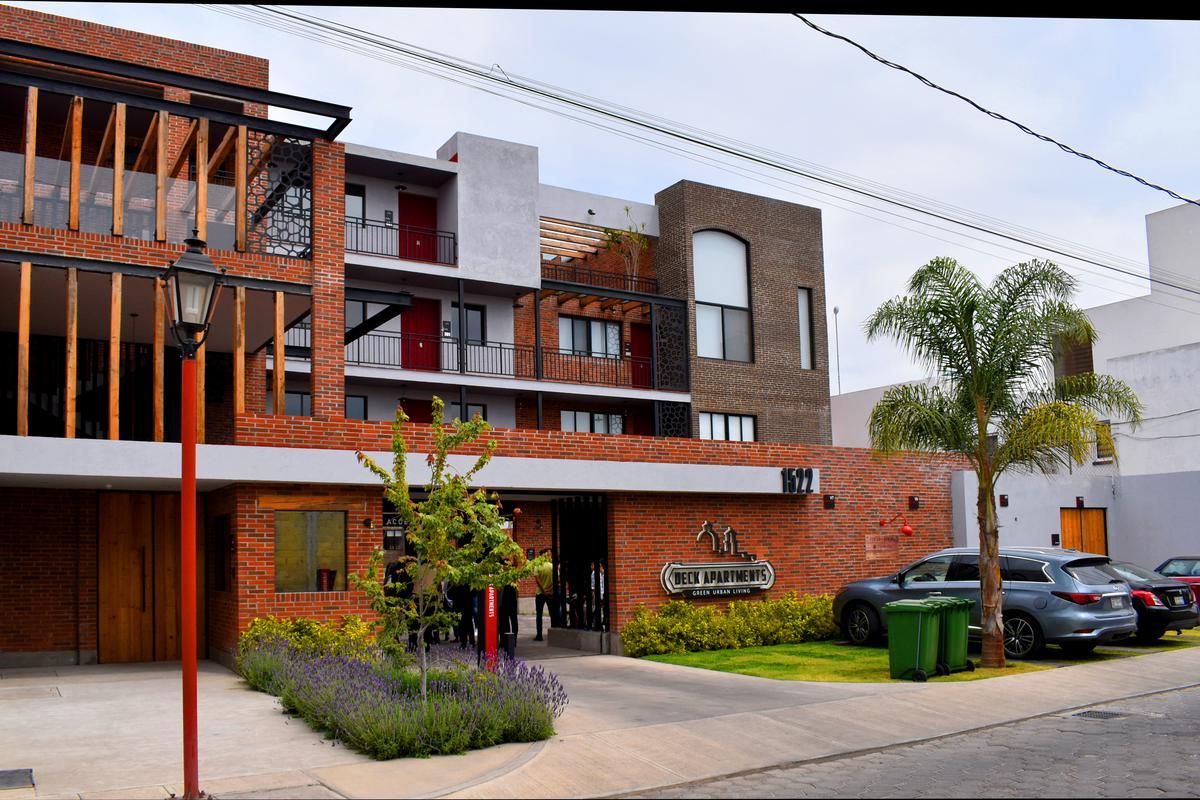 Foto Departamento en Renta en  San Pedro Cholula ,  Puebla  Departamento en Renta amueblado Cholula / Estilo vintage con Jardin