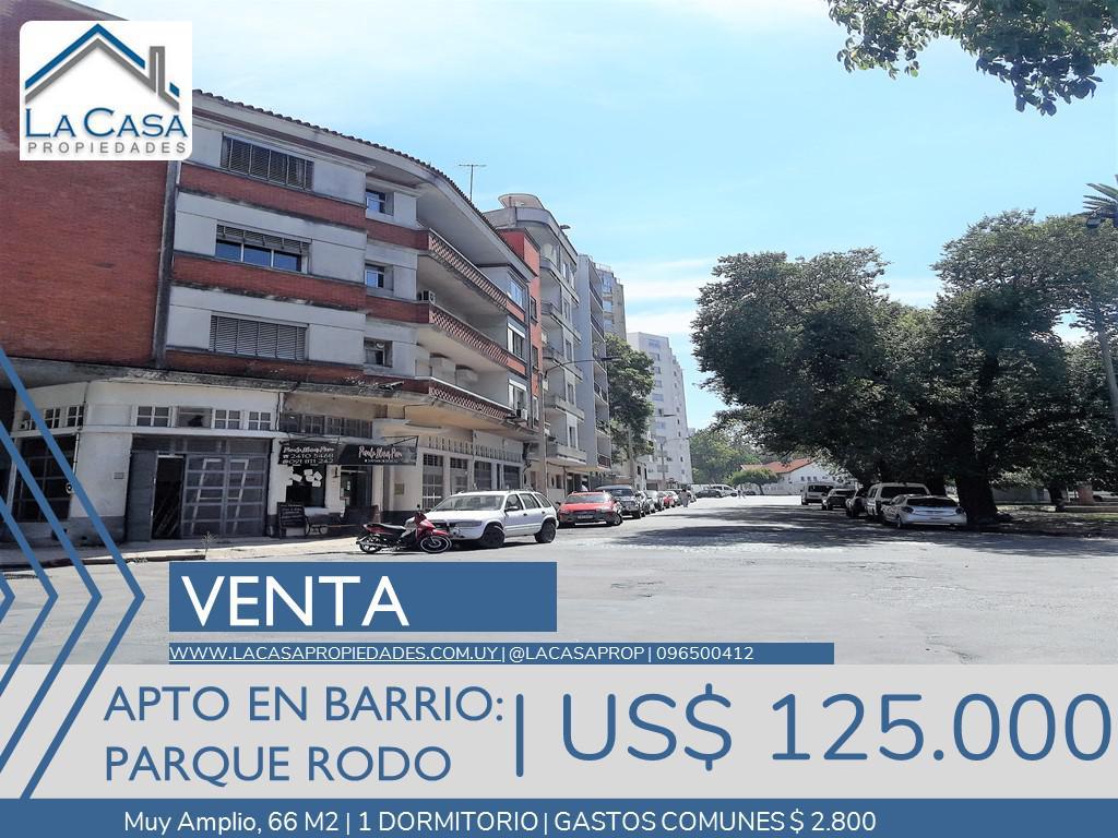 Foto Apartamento en Venta en  Parque Rodó ,  Montevideo  Luis Piera al 2000